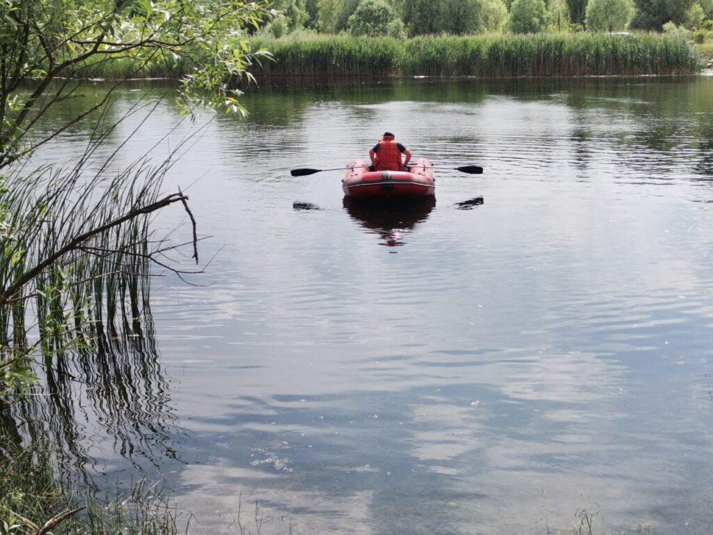 Потопельник на Ялинці, фото - ДСНС