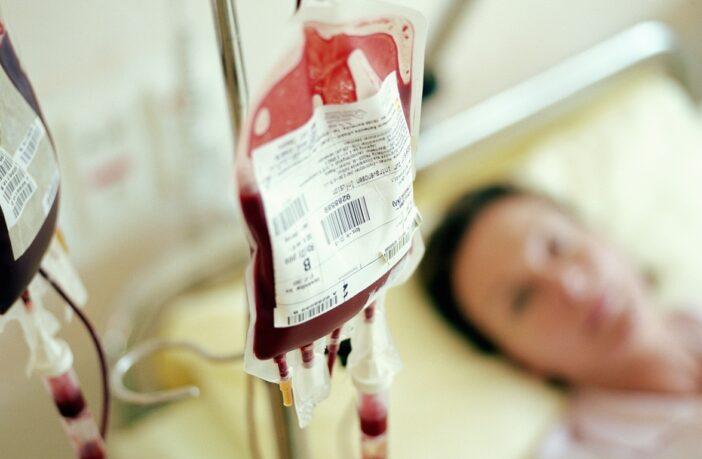 Переливання крові, донор