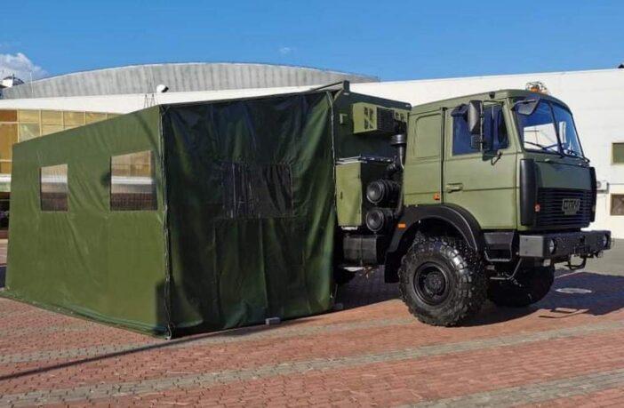 військовий мобільний психолого-діагностичний комплекс від «Спецбудмаш», фото - Авто центр