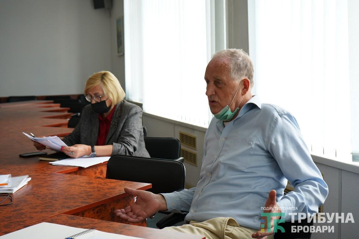 Декомунаізація. Перше засідання топонімічної комісії (2021)