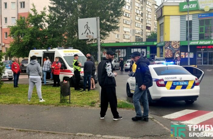 Вдарив ножем на Грушевського, фото - Карпій