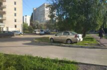 порушення правил паркування