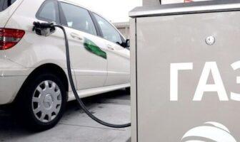Газ авто, АЗС, фото - Інтерфакс-Україна