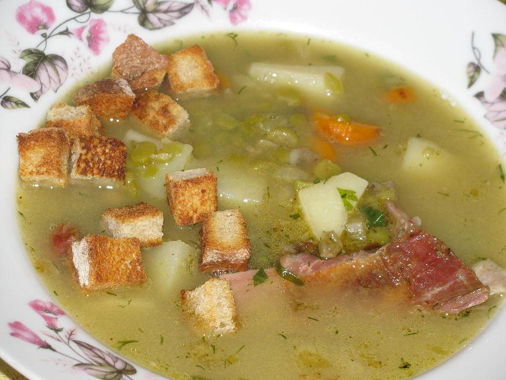тарілка супу
