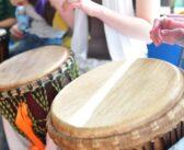 Барабанна терапія: у Бровари до дітей із інвалідністю приїде школа західноафриканських ритмів