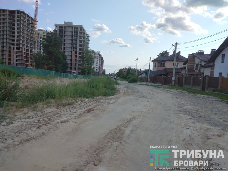 планують добудову вул. Симоненка