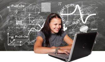 Вчитель, комп'ютер, фото - Курс України