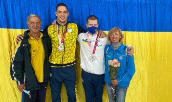 Паралімпійці прибули в Україні, фото - Інваспорт
