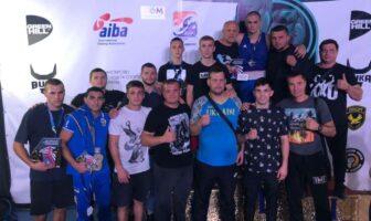 Чемпіонат України з боксу, броварчани. Фото - федерація боксу (обласна)