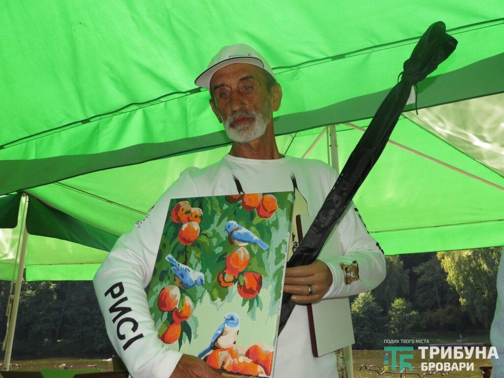 Риболовний турнір у Межигір'ї, фото - Захар