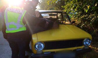 Викрав у односельчанина автівку, Гоголів, фото - поліція