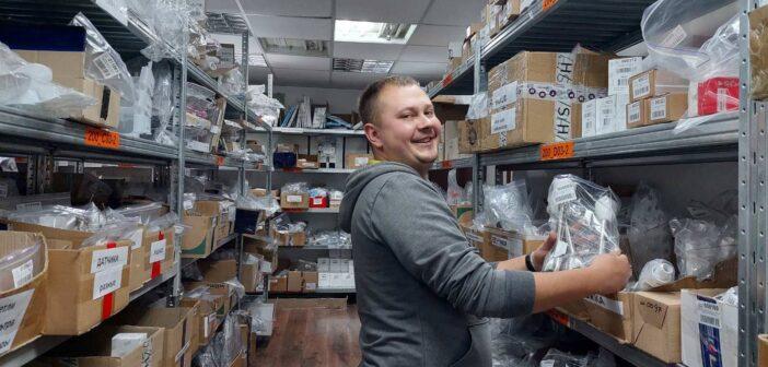 Patok – перший у Броварах інтернет-магазин запчастин для побутової техніки