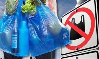 заборона використання пластикових пакетів