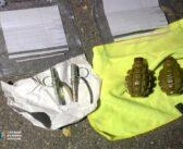 У Броварах затримали чоловіка, що збував бойові гранати