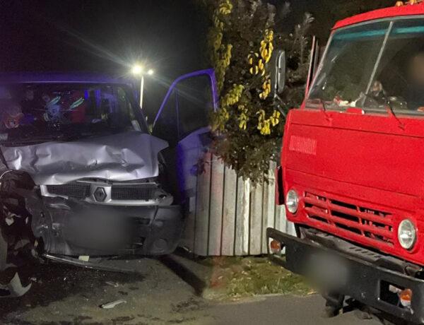 Травмував людей та зник: ДТП на «чернігівській» трасі за участі нетверезого водія. ФОТО