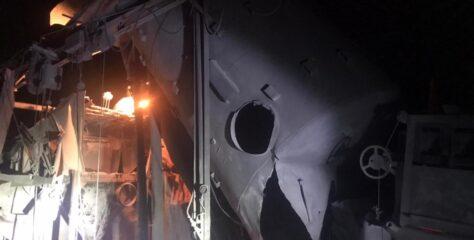 У Броварах на підприємстві стався вибух. Чи загрожують викиди в повітря життю людей? ФОТО, ВІДЕО