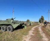 «Обмін»: на Броварщині знімають художній фільм про російсько-українську війну