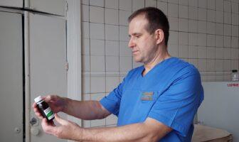 Анатолій Комінко, торакальний хірург